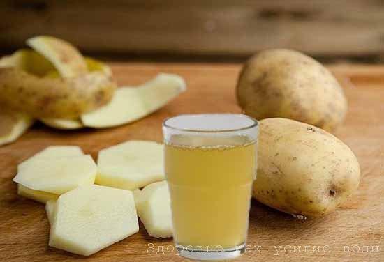 kartofel'nyj sok